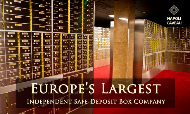 Safe Deposit Box Napoli